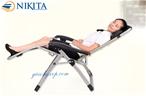 Ghế xếp thư giãn - NIKA 139 mẫu mới 2016